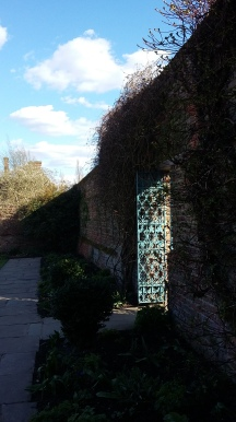 The Rose Garden Gate