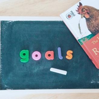 Day 9 Goals