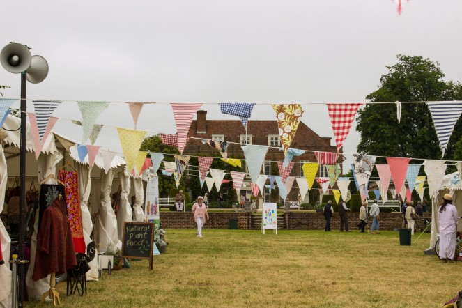 Wealden Times Fair June Kent